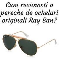 ochelari de soare Ray Ban