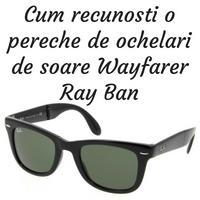 ochelari de soare Wayfarer Ray Ban